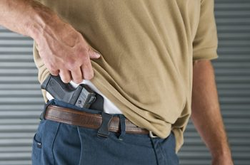 Carrying a Concealed Gun: What Would Jesus Say? – The Outlaw