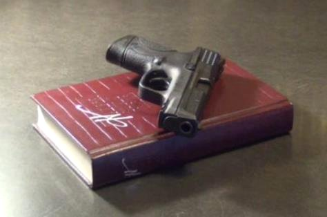 Carrying a Concealed Gun: What Would Jesus Say? – The Outlaw Bible